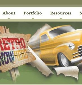 TealGray Retro Themeforest хорошая тема для блога Wordpress