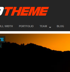 The Bold Theme OrganicThemes wordpress template
