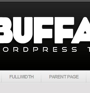 Buffalo Themeforest шаблон для Вашего блога на Wordpress
