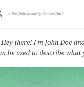 Classica Minimalistic Themeforest минимализм шаблон Wordpress