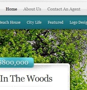 ElegantEstate ElegantThemes шаблон недвижимость Wordpress