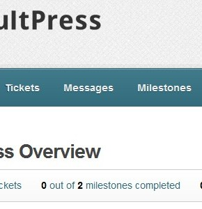 FaultPress Woothemes Enterprise шаблон тикетов Wordpress