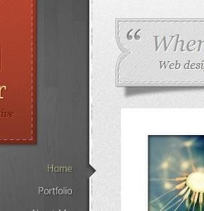 Glider ElegantThemes - интересная тема Wordpress