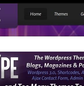 Hype Themeforest нестандартный шаблон для журнала Wordpress