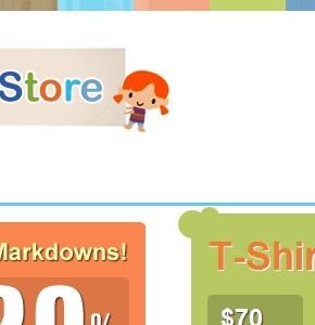KidzStore v1.5.3 Templatic тема интернет магазина Wordpress детской тематики