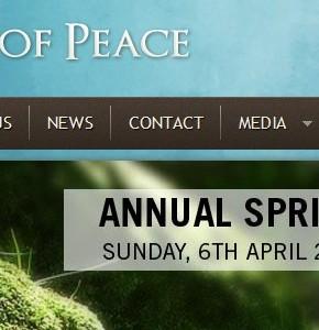 Light of Peace Themeforest блоговый или бизнес шаблон Wordpress