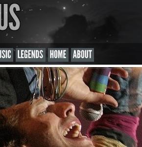 Magzimus Themeforest шаблон для музыкального блога Wordpress