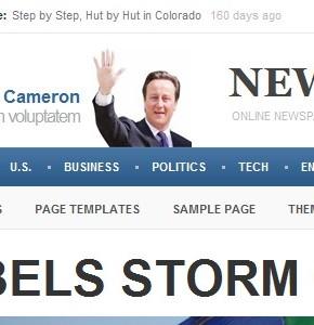 Newspaper ThemeJunkie новая тема для новостного портала на Wordpress
