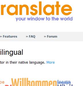 gTranslate - плагин автоматического перевода контента Wordpress