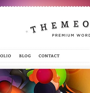 Themeology Themeforest тема Wordpress для блогов