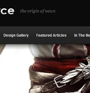 TheSource ElegantThemes новостной шаблон wordpress