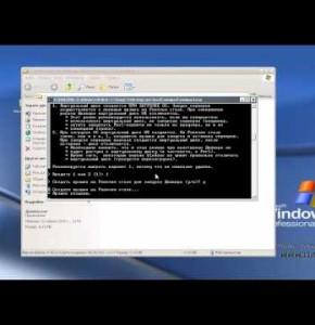 Видео: Устанавливаем локальный сервер на компьютер, part 3