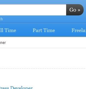 Job Board v2.0.4 шаблон доски поиска работы на Wordpress от Templatic
