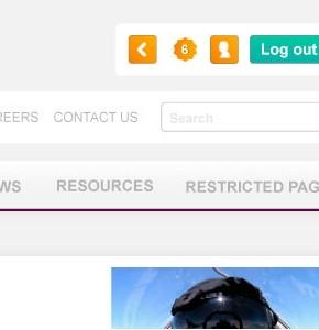 Добавить ссылку logout в меню Wordpress, с помощью сниппета