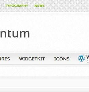 Quantum 1.0.8 YooTheme WordPress универсальный шаблон для блога