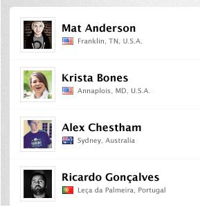 Выводим аватар всех залогиненных пользователей Wordpress на сайте с помощью get_avatar