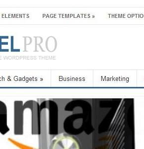 Channelpro v1.1.3 ThemeJunkie новостная тема Wordpress