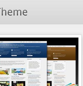 Division ThemeJunkie серый бизнес шаблон Wordpress с блоговой и портфолио страницами