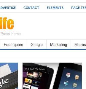 Freshlife v2.9 ThemeJunkie светлая тема для Вашего блога на Wordpress