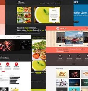 Pegos Themeforest креативный шаблон Wordpress