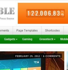 Resizable ThemeJunkie шаблон новостного портала на Wordpress