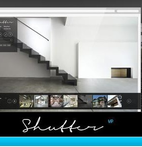 Shutter Themeforest фото тема WordPress (Photography)