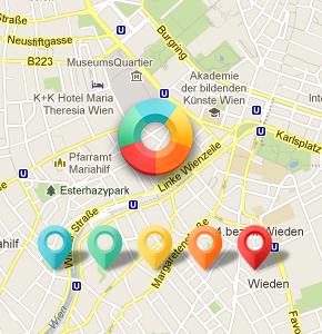 SEO: Размещение информации об объекте на карте Google