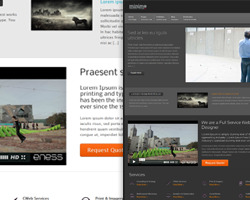 Minimo / Corporate, Business, Portfolio, BlogTheme Themeforest универсальная тема Wordpress