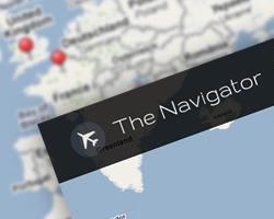 The Navigator Themeforest шаблон карта Google с локациями и описанием Wordpress + блог