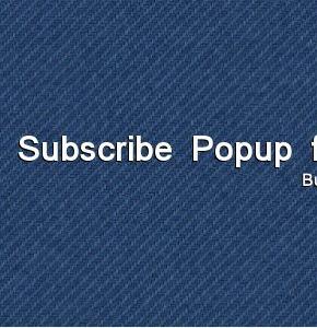 Subscribe Popup Codecanyon плагин Wordpress для создания popup окна подписки