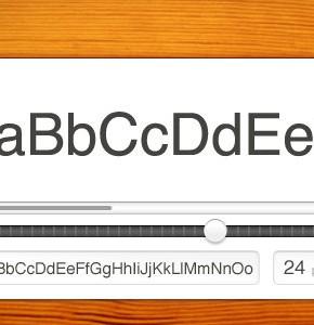 Создаем переключатель размера текста в WordPress с помощью jQuery