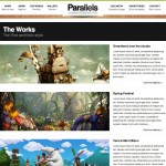Подробности в картинках шаблона Parallels Themeforest