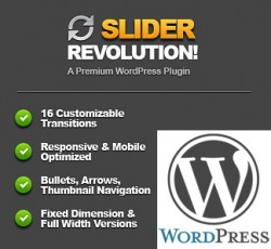 Slider, плагин, WordPress