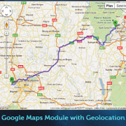 Codecanyon, Google Maps
