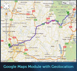Codecanyon, Google Maps