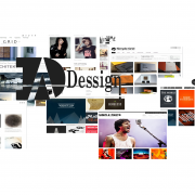 Dessign Themes, WordPress, Responsive