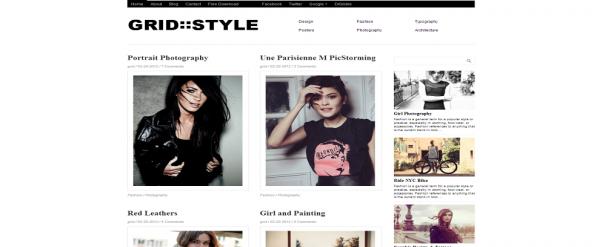 WordPress, Themes, Dessign