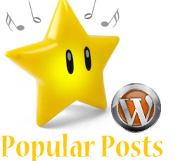 WordPress Popular Posts, Popular Post, популярные записи