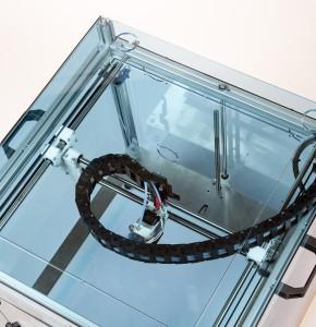 Немецкая компания представила новый 3D принтер