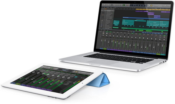 Logic Remote for iPad