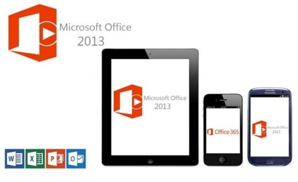 Office 2013 для тачскринов