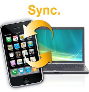 Синхронизации айфона пк программа